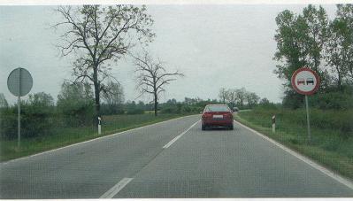 Prometni Propisi I Sigurnosna Pravila - Test Br.1.
