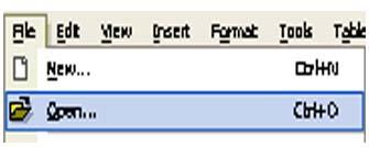 """Modul 4 """"mengoperasikan Perangka Lunak Pengolah Kata"""""""