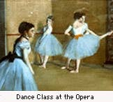 Dance Class at the Opera