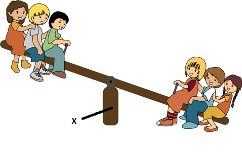 what type of machine is a seesaw