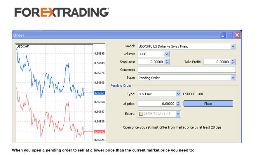 Forex market quiz
