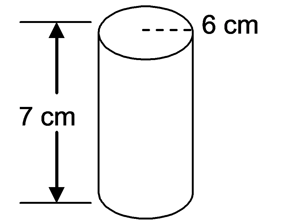 Lateral Surface Area of a Cylinder Formula The Lateral Surface Area