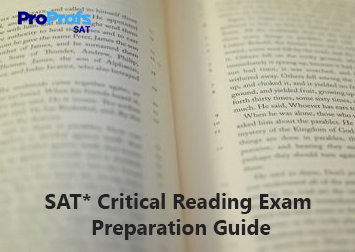 Free SAT Critical Reading Study Guide