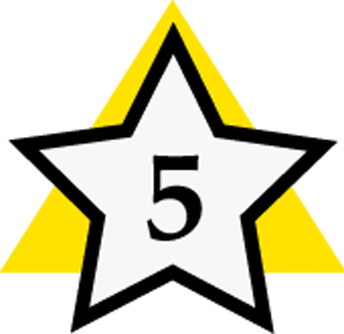 True Or False The 5 Star Icon 65 Incorporated