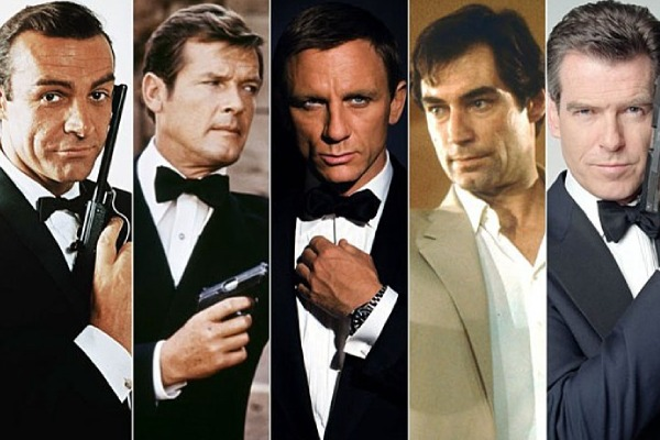 James Bond is a character who was created by Ian Fleming. This characters is included in many