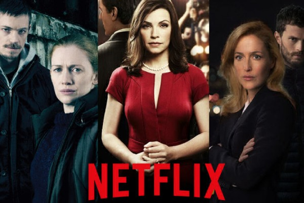 What is your favorite Netflix series? - ProProfs Discuss