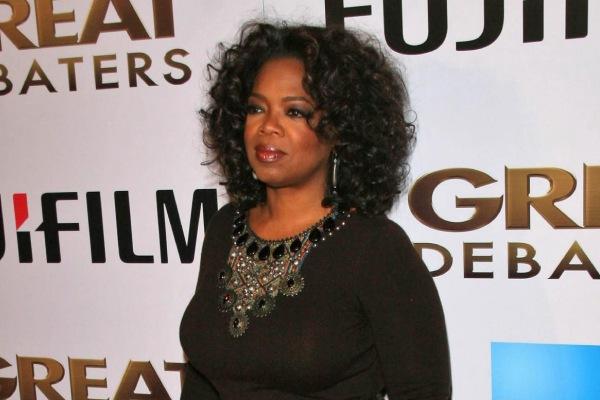 Oprah Winfrey is a former talk show host, millionaire, author and spokeswoman for Weight Watchers.