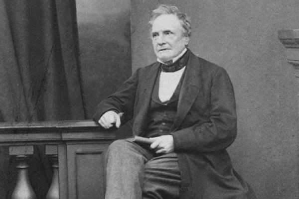 Charles Babbage was from England and he was known for inventing various things and being a