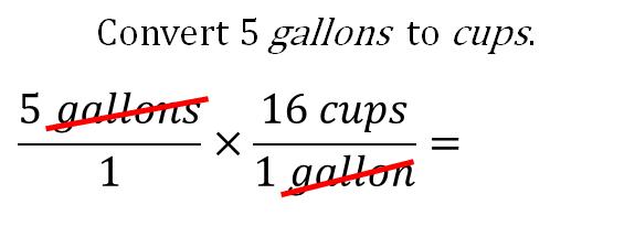 Converting Units Rates Quiz 1