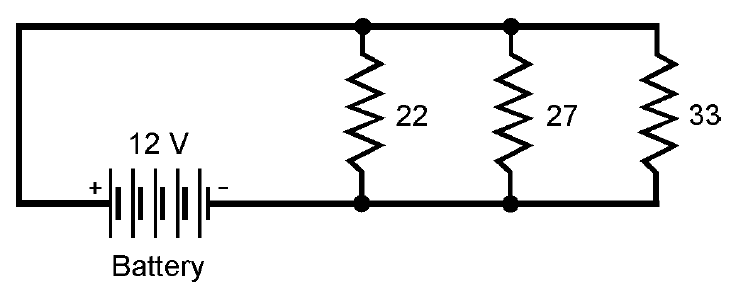 Gibilisco:Chapter 4 - Basic DC Circuits - ProProfs Quiz