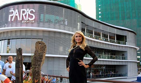 What Hotel Chain Is Paris Hilton Associated With