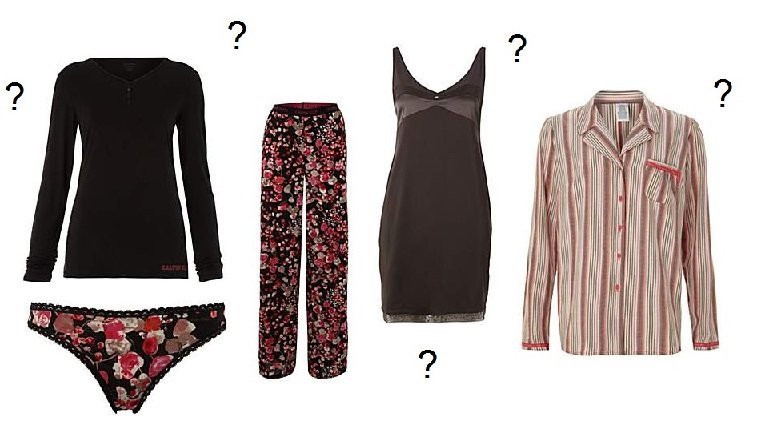 What Does Your Sleepwear Say About You?