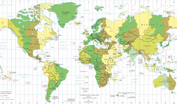 Test your general knowledge about geography proprofs quiz whats the purpose of a time zone gumiabroncs Image collections