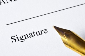 Use E-Signatures for Your Forms
