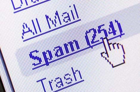 internet-spam