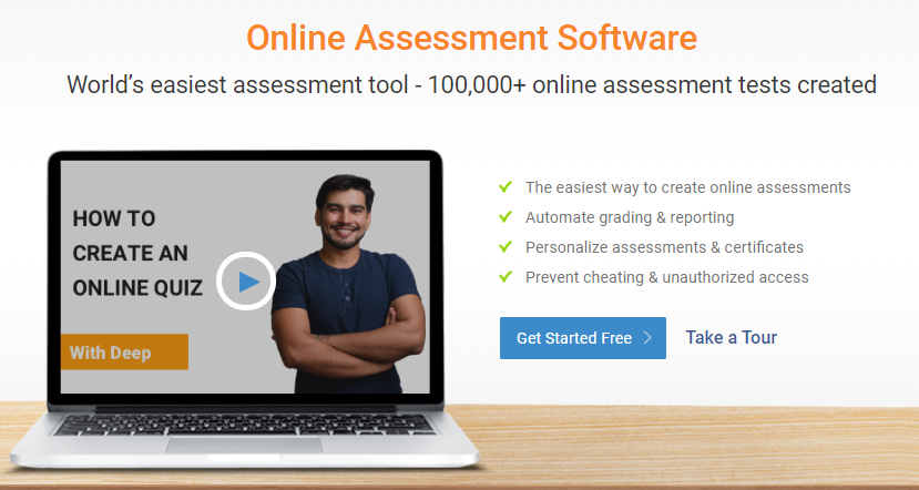 Online Assessment Software