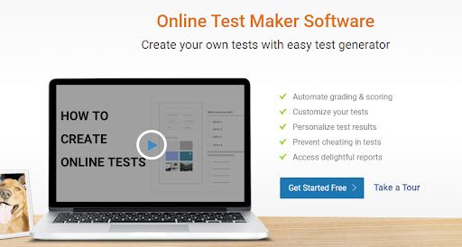 Online Test Maker Software