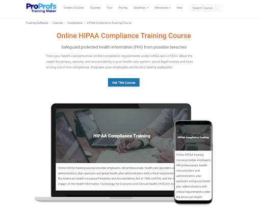 Best HIPAA Compliance Course