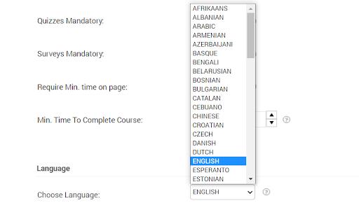 70+ languages