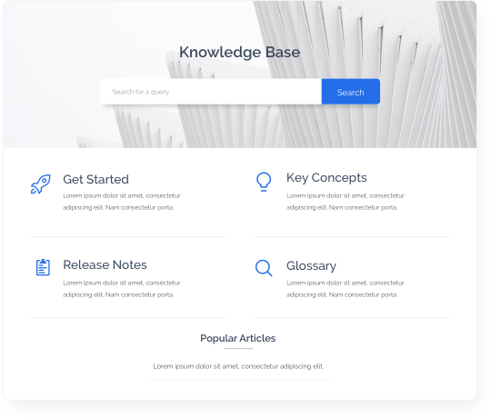 internal knowledge base software