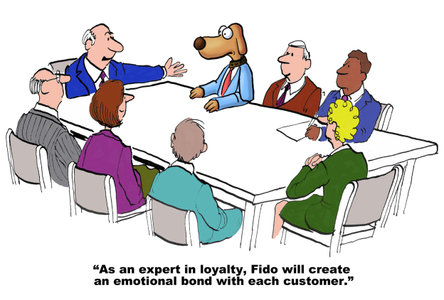 Reward loyal customers
