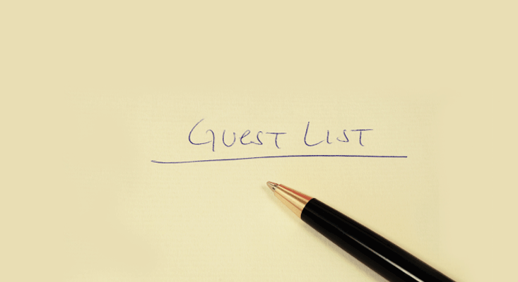 Choose Guest List