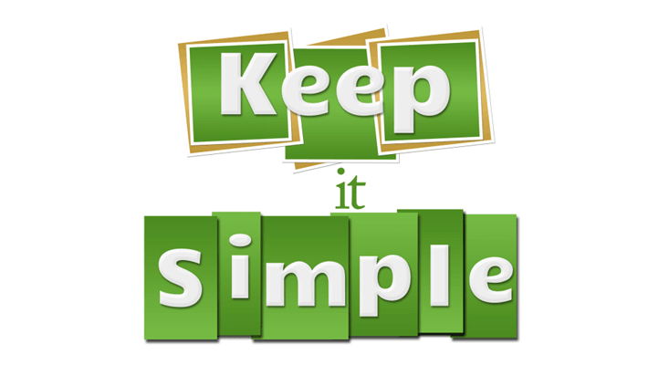 Keep Knowledge Base Simple and Short