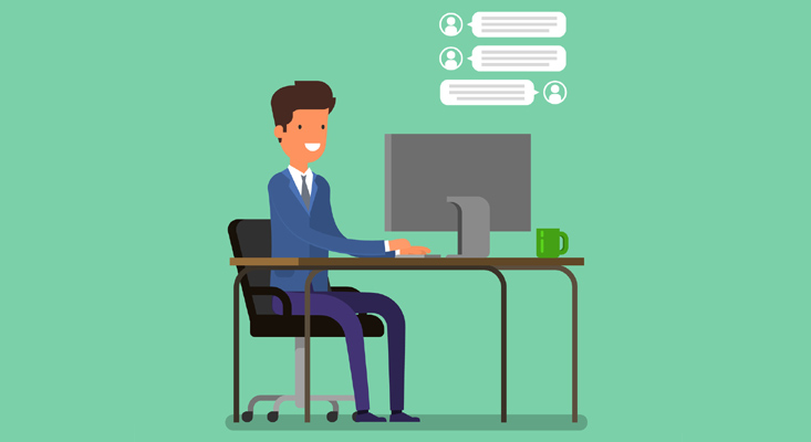 Online Live Chat Service
