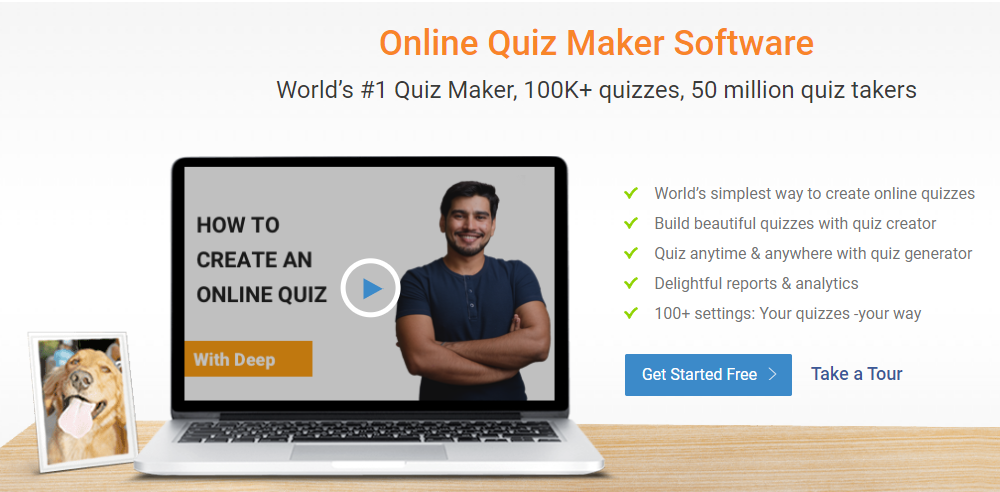 Online Quiz Maker Software