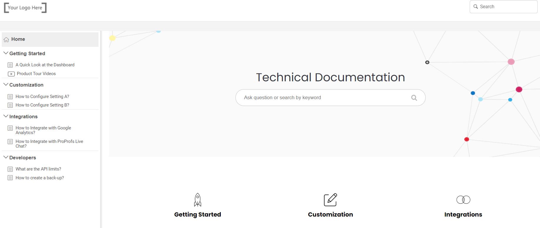 Free online technical documentation