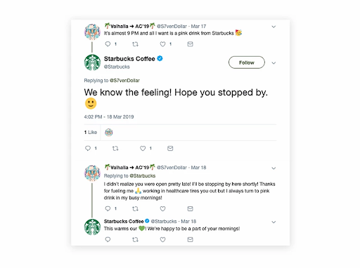 Customer Engagement Strategies: Starbucks Example