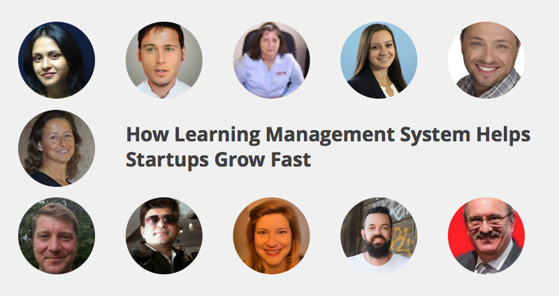 LMS Helps Startups Grow Fast