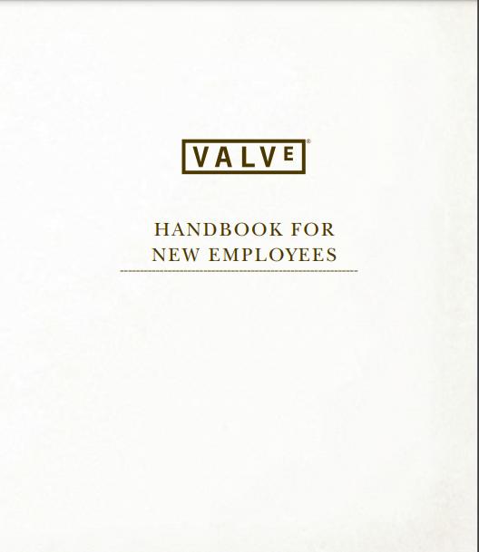 Volve employee handbook