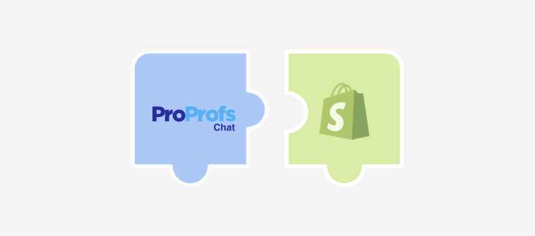proprofs live chat shopify integration
