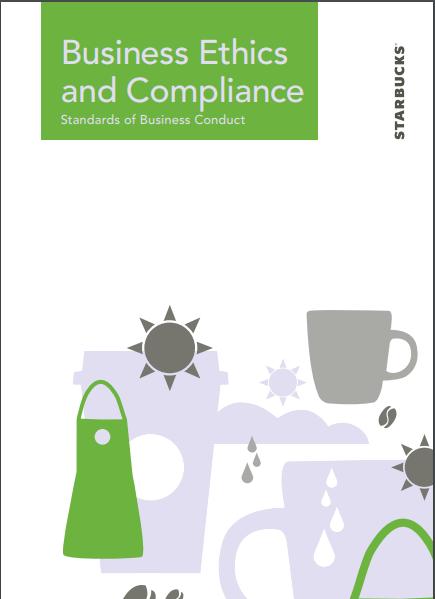 Starbucks Employee Handbook
