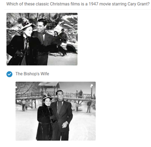 Add images to answer options