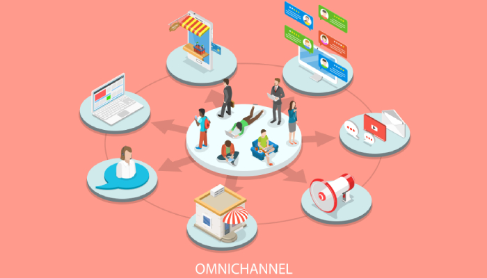 Omnichannel Approach for communication