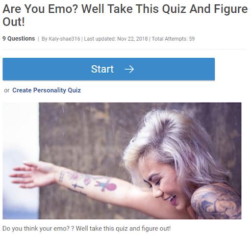 Take this Quiz 1