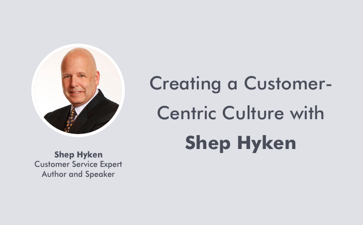 Shep Hyken Interview