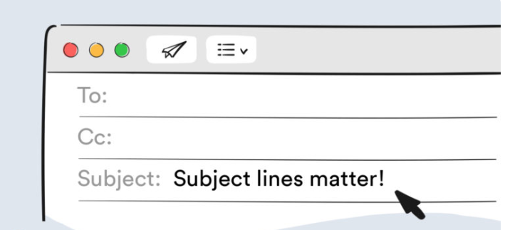 Grammarly email subject lines