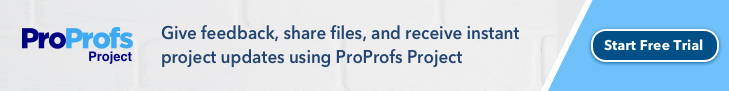 Signup for ProProfs Project for free