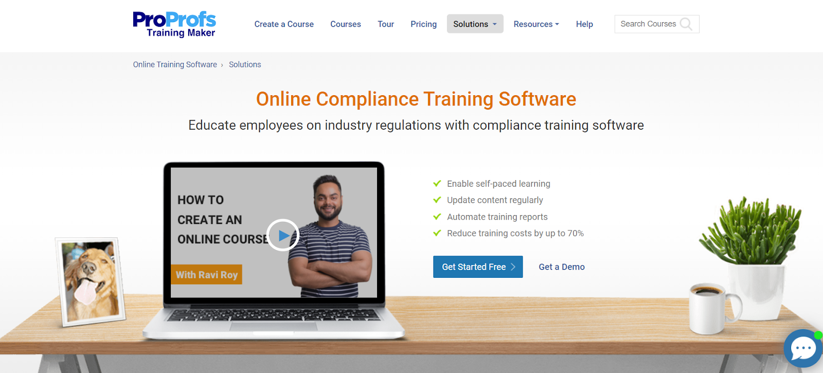 Compliance Training Software