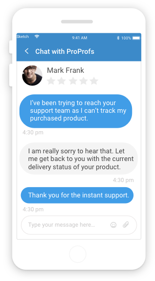 Quickly Respond for live chat best practice