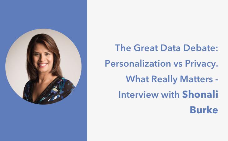 Personalization vs Privacy interview