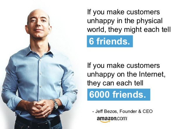 Jeff Bezos, CEO at Amazon