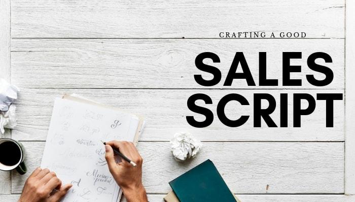 sale script content
