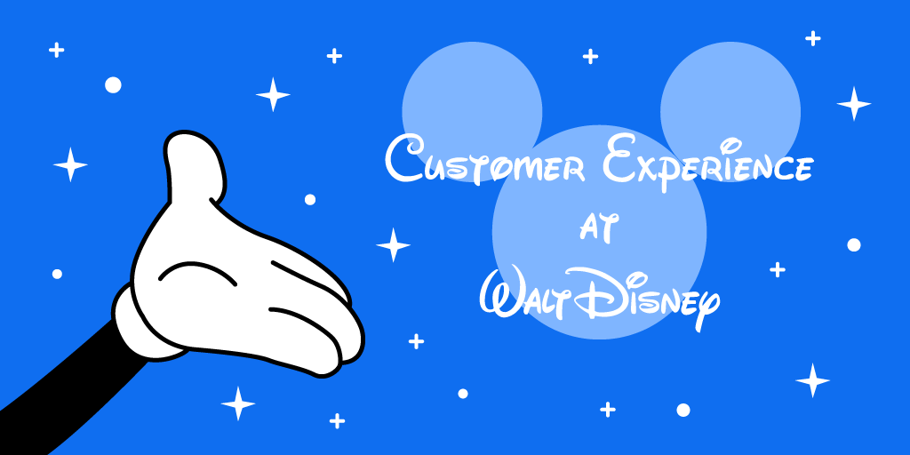 Customer Service Story of Disney