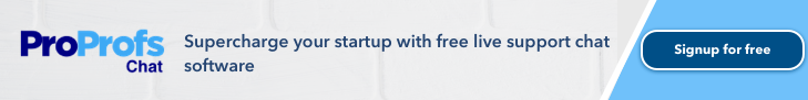 live chat for startups