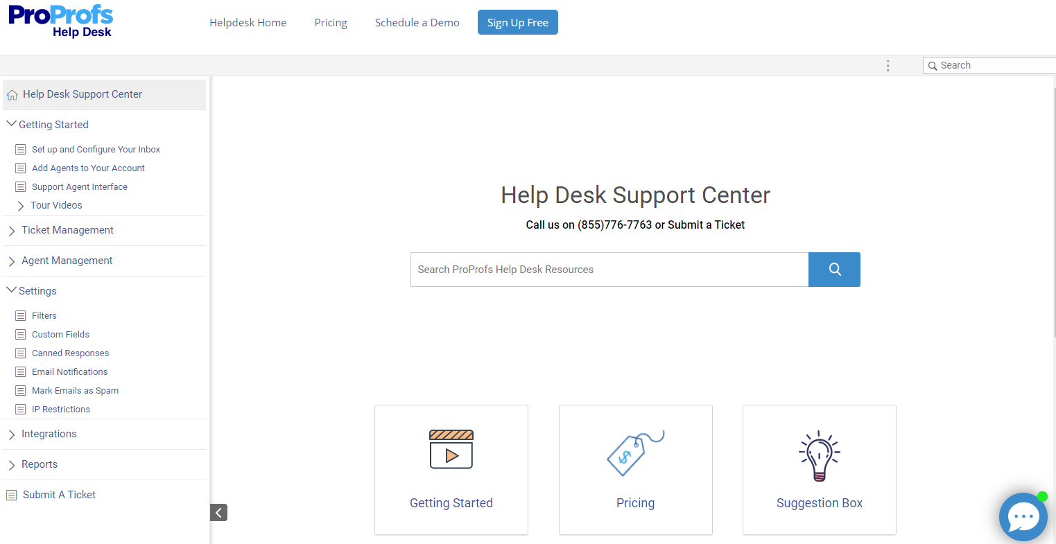 Knowledge base software help to reduce customer tickets