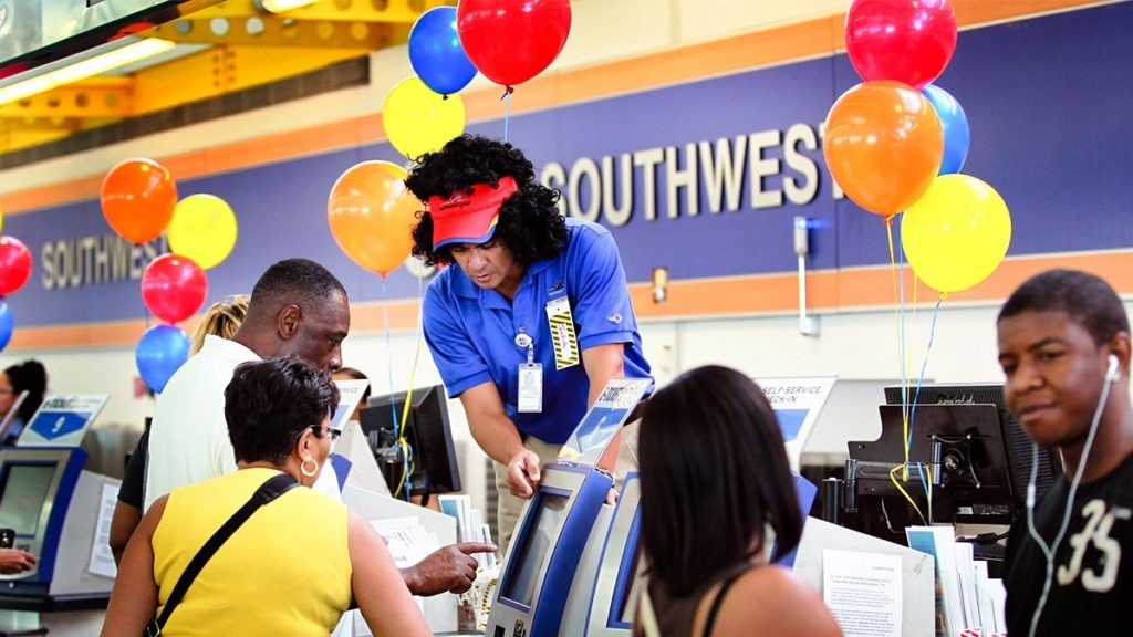 southwest airlines customer experience